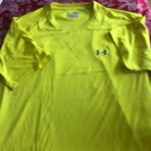 Yellow XL short sleeve t shirt